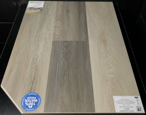 1029-2 Simba Vinyl Plank Flooring 5mm + 1.5mm Pad Attached