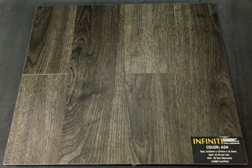 Ash 12.3mm Infiniti Laminate Flooring