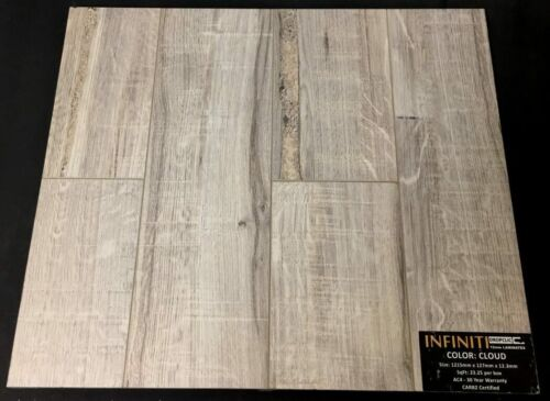 Cloud 12.3mm Infiniti Laminate Flooring