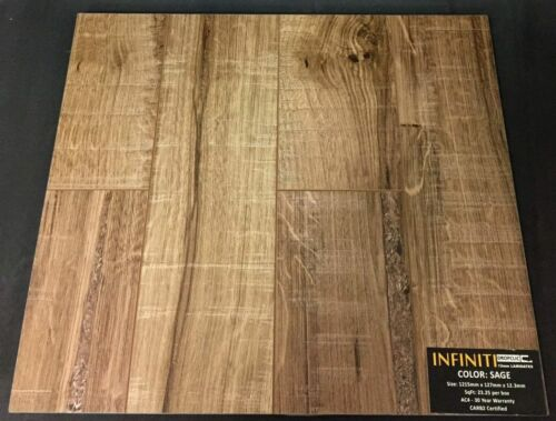 Sage 12.3mm Infiniti Laminate Flooring