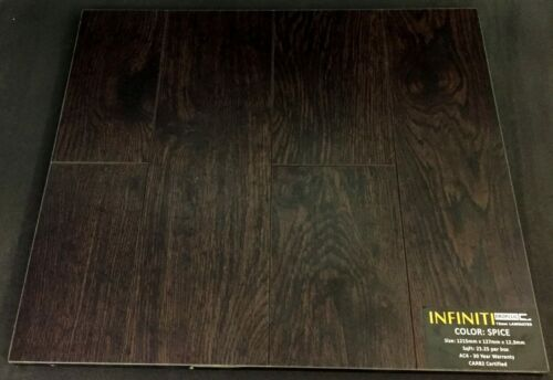 Spice 12.3mm Infiniti Laminate Flooring