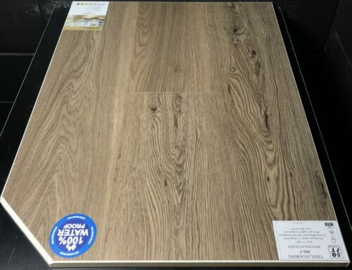 306-5 Simba Vinyl Plank Flooring 5mm + 1.5mm Pad Attached