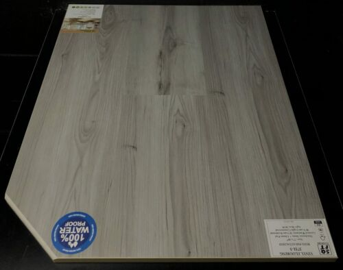 3711-5 Simba Vinyl Plank Flooring 5mm + 1.5mm Pad Attached
