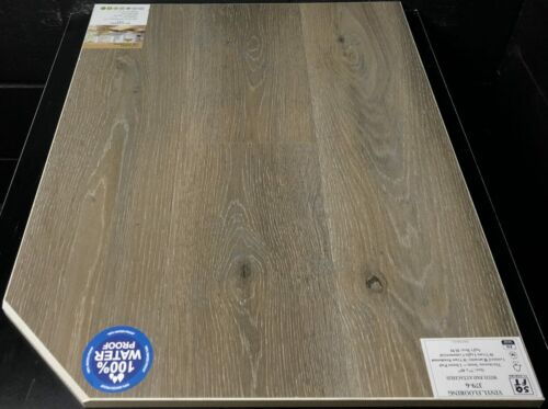 379-6 Simba Vinyl Plank Flooring 5mm + 1.5mm Pad Attached