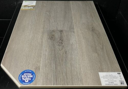 3844-15 Simba Vinyl Plank Flooring 5mm + 1.5mm Pad Attached