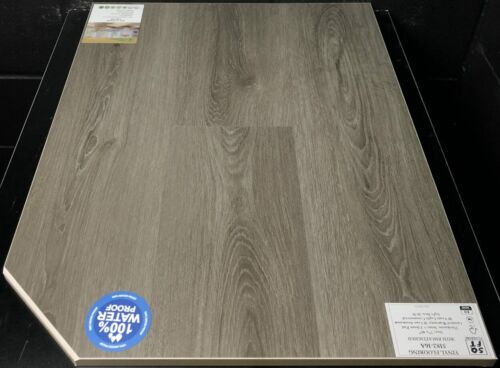 5812-16A Simba Vinyl Plank Flooring 5mm + 1.5mm Pad Attached