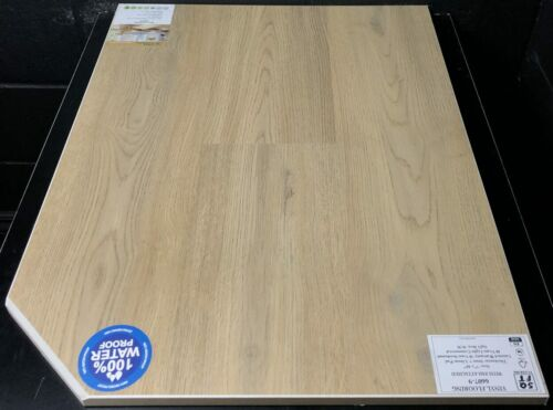 6607-9 Simba Vinyl Plank Flooring 5mm + 1.5mm Pad Attached