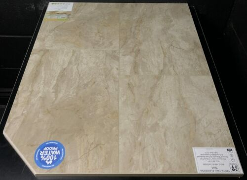 7085 Simba 12X24 Vinyl Tile Flooring 5mm + 1.5mm Pad Attached