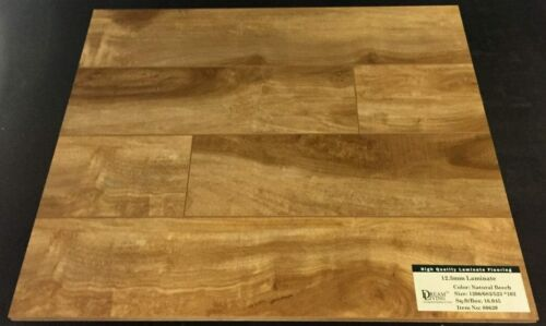 8062 Natural Birch Dream Living 12.3mm Random Collection Laminate Flooring