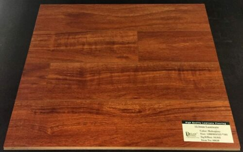 8063 Mahogany Dream Living 12.3mm Random Collection Laminate Flooring