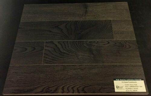 8064 Dream Living 12.3mm Random Collection Laminate Flooring
