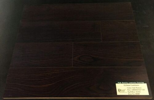 8069 Oak Walnut Dream Living 12.3mm Random Collection Laminate Flooring