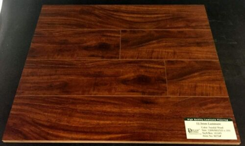8070 Sandalwood Dream Living 12.3mm Random Collection Laminate Flooring