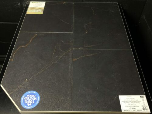 9018-D Simba 12X24 Vinyl Tile Flooring 5mm + 1.5mm Pad Attached