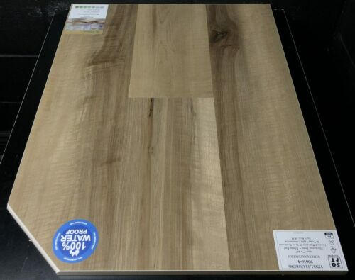 90616-4 Simba Vinyl Plank Flooring 5mm + 1.5mm Pad Attached
