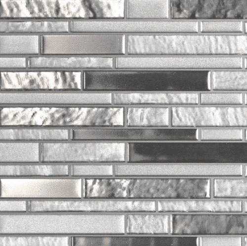 ADARA INTERLOCKING 8MM Glass Stone Mosaics