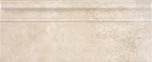ALLURE CREMA MARBLE 5X12 BASEBOARDS POLISHED 77-388 – HONED 77-389