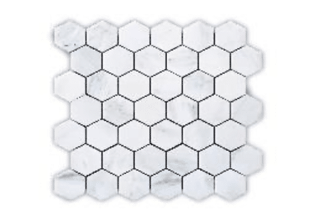 ALPS ORIERNTAL 222 HEXAGON POLISHED MG636