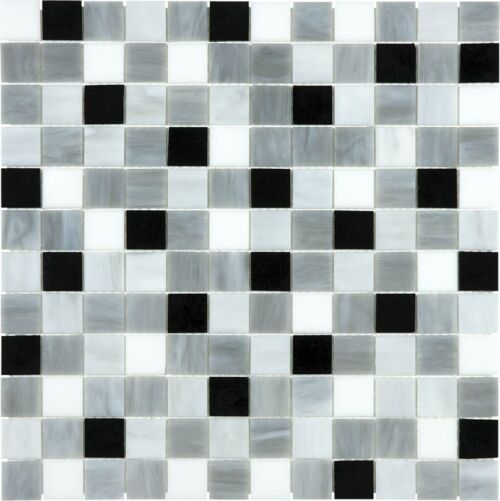 ARABESCATO 35 069 1X1 BAROQUE STAINED GLASS MOSAICS