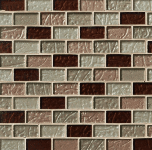 AYRES BLEND 1X2X8MM Glass Stone Mosaics