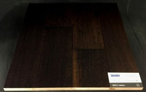 Ambera Maple Hand scraped Engineered Flooring 1 1