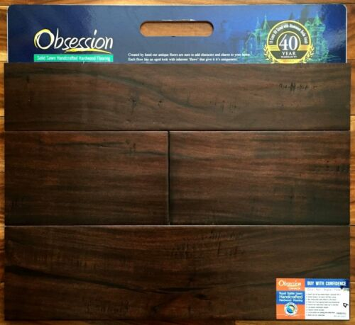 Amberg 13450 Obsession Exotic Walnut Engineered Hardwood Floors 1 1