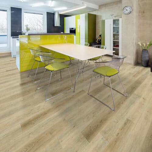 Antique Oak 6078 Citiflor Vinyl Flooring – Solida Collection – Pad Attached