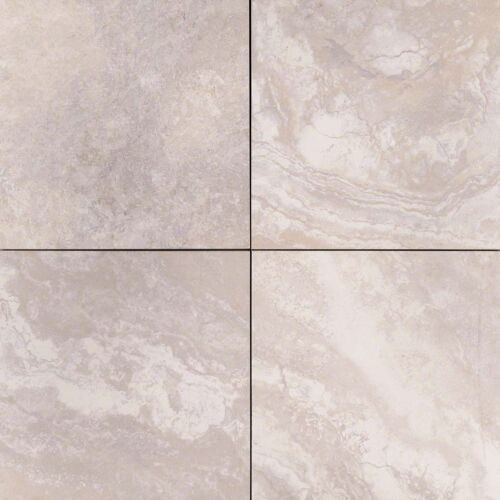 Argento Travertino Pavers Porcelain 24x24 13x24 1 1 1