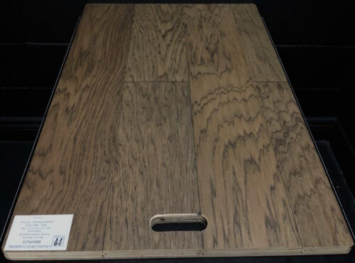 BRONZE NAF HICKORY ENGINEERED HARDWOOD FLOORING 1