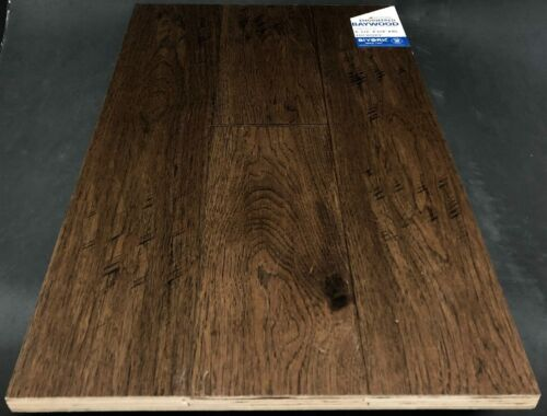 Baywood Biyork Hickory Engineered Hardwood Flooring