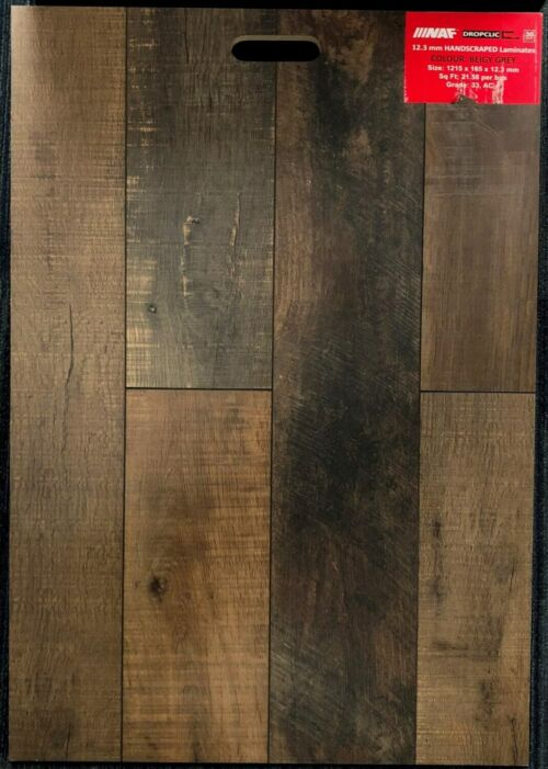 Beigy Grey NAF 12.3mm Laminate Flooring Dropclic e1530823568773 scaled 1 1