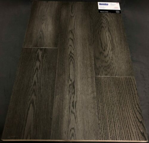 Black Cedar Northernest Oak Engineered Hardwood Flooring – Winery Collection