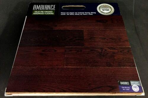 Brandy 13000 Ambiance White Oak Harwdood Flooring