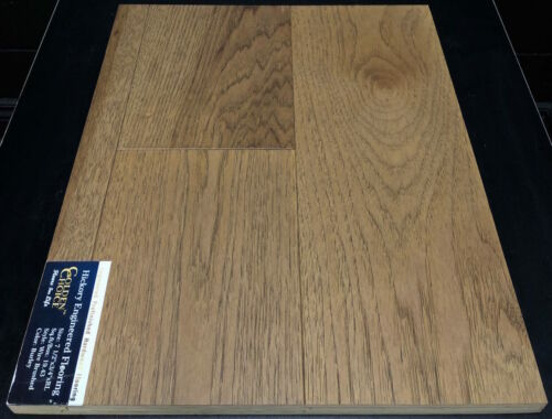 Golden Choice Hickory Engineered Hardwood Flooring
