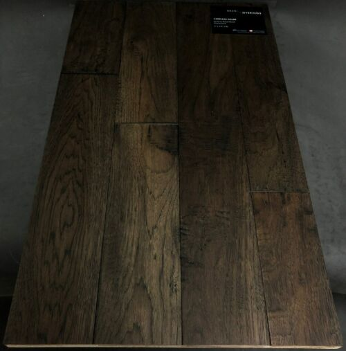 CARRIAGE HOUSE BRAND COVERINGS HICKORY HARDWOOD FLOORING