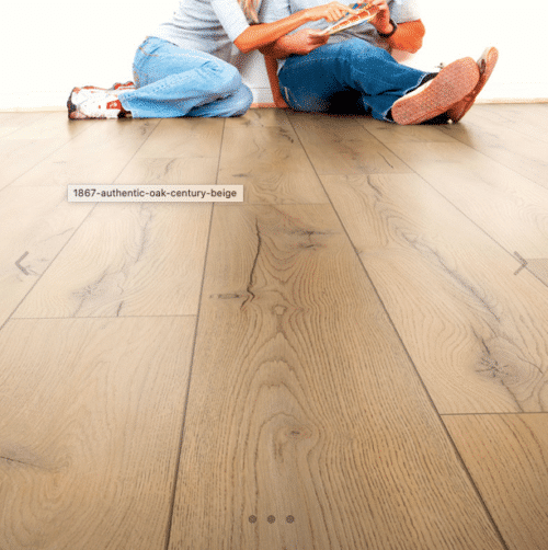 CENTURY OAK BEIGE D4176 1867 AUTHENTIC 8MM LAMINATE FLOORING 1 1
