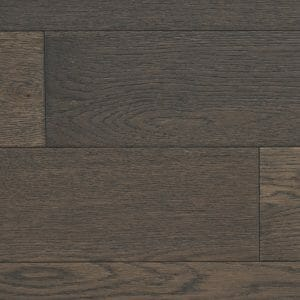 Charcoal Twelve Oaks Crafters Mission White Oak Engineered Hardwood Flooring Wire-brushed