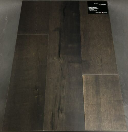 Chimney Smoke Brand Surfaces Maple Engineered Hardwood Flooring 1