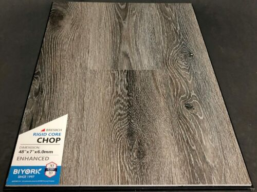Chop Biyork 6mm SPC Vinyl Plank Flooring Rigid Core – Enhanced