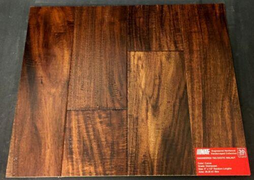 Cocoa NAF Exotic Walnut Engineered Hardwood Flooring (T/G)