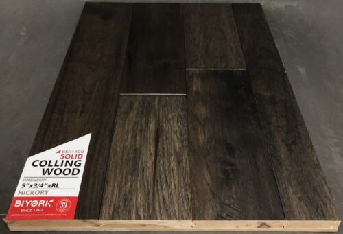 Collingwood Biyork Hickory Hardwood Flooring