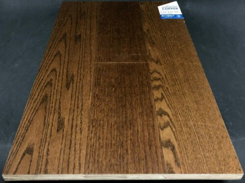 Copper Biyork Red Oak Engineered Hardwood Flooring