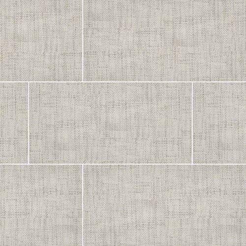 CrossHatch Ivory TekTile Porcelain 12x24 1 1 1