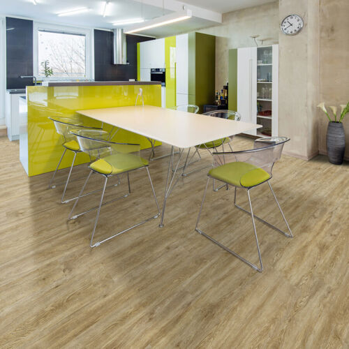 Crystal Oak 6048 Citiflor Vinyl Flooring – Ovation Collection