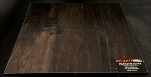 Dark Maple 12.3mm Infiniti Laminate Flooring