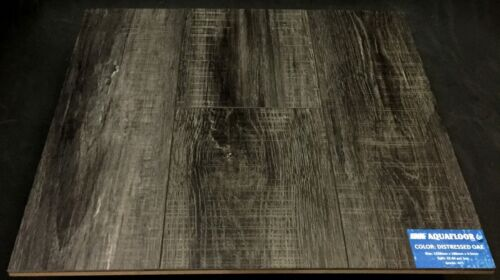 Distressed Oak NAF Aquafloor 4.5mm Vinyl Plank Flooring