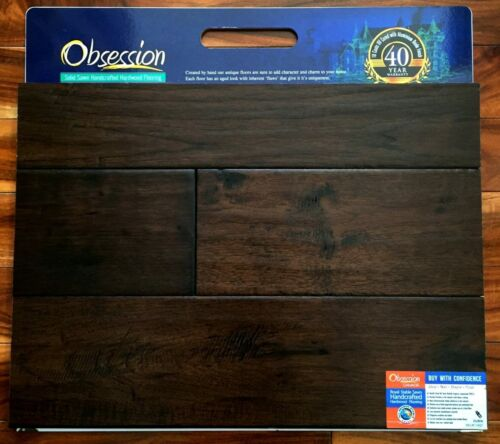 Dubin 13402 Hickory Engineered Hardwood Floors Obsession 1 1