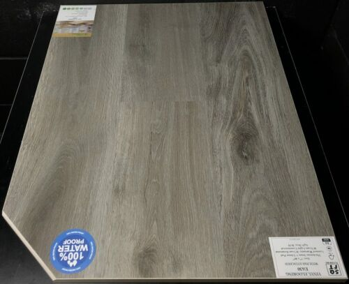 E630 Simba Vinyl Plank Flooring 5mm + 1.5mm Pad Attached