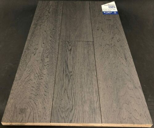 Earl Grey Biyork Hickory Engineered Hardwood Flooring