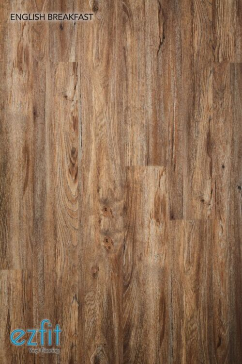 English Breakfast EZ LAY- Ezfit Vinyl Plank Flooring